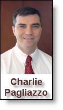 Charlie's LinkedIn Page