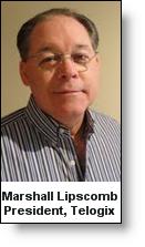 Marshall Lipscomb, Telogix President