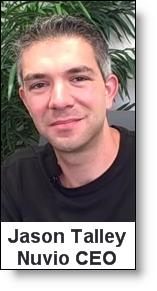 Nuvio CEO Jason Talley