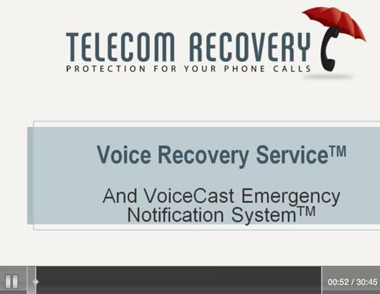 Telecom-recovery