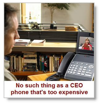 Expensive-ceo-home-office-phone