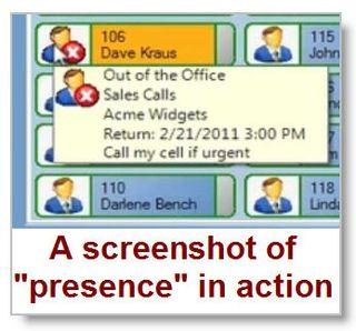 Unified-communications-presence-screenshot-nec-UNIVERGE-SV8100