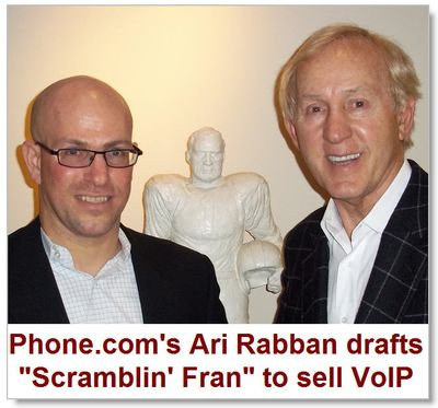 Ari-rabban-fran-tarkenton-sell-hosted-voip
