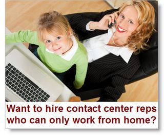 Work-at-home-contact-center-reps