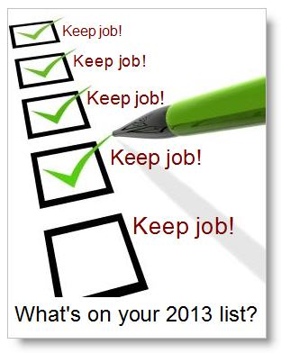 Keep-job-checklist