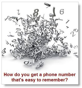 Easy-to-remember-phone-number
