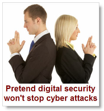 Pretend-digital-security-cyber-attacks