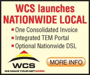 WCS - Wholesale Carrier Services